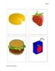 Spanish Vocabulary Flashcards - Fun with Food!