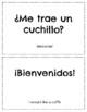 Spanish Food Vocabulary PowerPoint