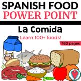 Spanish Food - Spanish PowerPoint