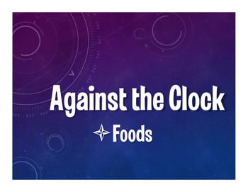 Spanish Foods Against the Clock