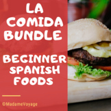 *Spanish Foods Bundle for Beginners (La Comida)