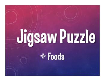 Spanish Foods Jigsaw Puzzle