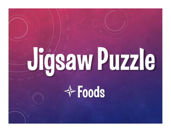 Spanish Foods Jigsaw Puzzle