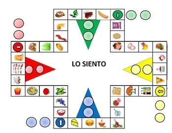 Spanish Foods-Las comidas