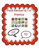 Spanish Foods Partner Speaking Practice