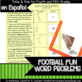 Spanish Football Fun Facts (4th-5th) Solve and Snip® Inter