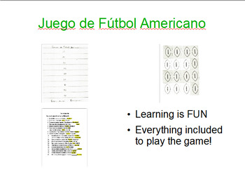 Spanish Game (Football)