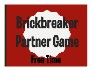 Spanish Free Time Brickbreaker Game