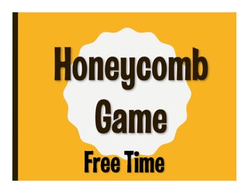 Spanish Free Time Honeycomb Game