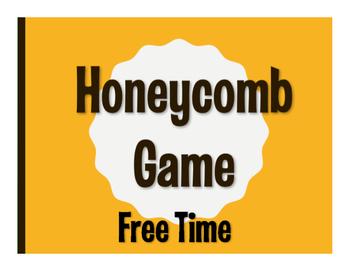 Spanish Free Time Honeycomb Game