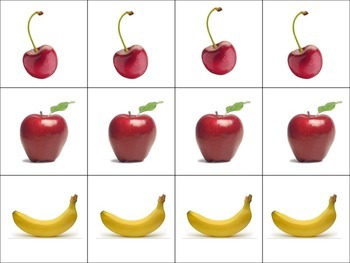 Spanish Fruit and Vegetable Game (Ve a Pescar-Go Fish)