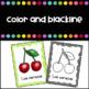 Fruits in Spanish Flashcards - Las Frutas