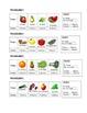 El vendedor de frutas y vegetales: Open Air Market Activit