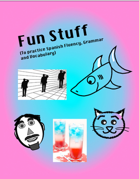 Spanish Fun Stuff Bundle: Games, Conversations, Recipes, Songs and More!