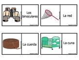 Spanish Fun for Kids Flash Cards Set 3