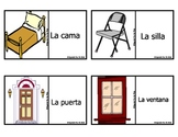 Spanish Fun for Kids Flash Cards set 1