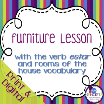 Spanish Furniture Lesson