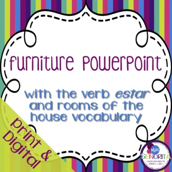 Spanish Furniture Powerpoint