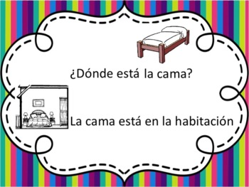 Spanish Furniture Powerpoint