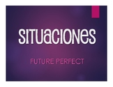 Spanish Future Perfect Situations