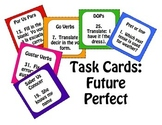 Spanish Future Perfect Task Cards