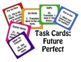 Spanish Future Perfect Task Cards