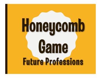 Spanish Future Professions Honeycomb