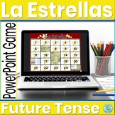 Spanish Future Tense Activity Game Las Estrellas