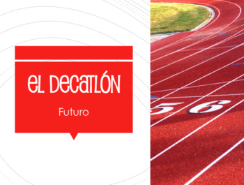 Spanish Future Tense Decathlon