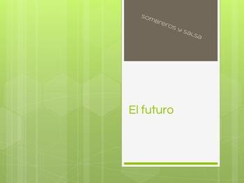Spanish Future Tense (El Futuro) Powerpoint