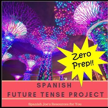 Spanish Future Tense Project