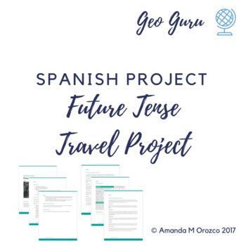 Spanish Future Verbs Project