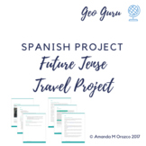 Spanish Future Verbs Project