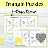 Spanish Future Tense Puzzles   El futuro