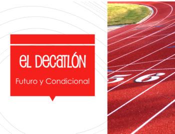 Spanish Future and Conditional Decathlon