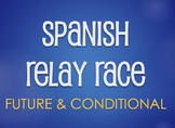 Spanish Future and Conditional Relay Race