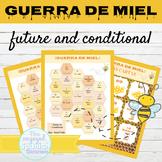 Spanish Future and Conditional Tense Games GUERRA DE MIEL