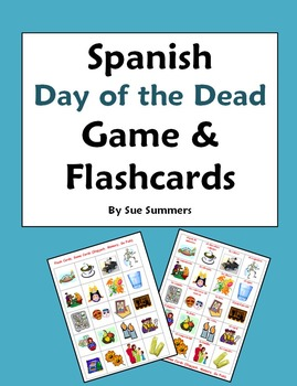 Spanish Game / Flashcards Cards Bundle of 4 Holiday Theme
