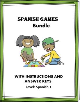 Spanish Games Bundle ~ Juegos