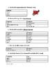 Spanish Gender Quiz Intermediate Students: Worksheet on Common Exceptions