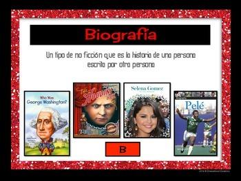 Spanish Genre Posters