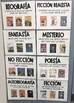 Spanish Genre Posters FREEBIE! 8 Genres!
