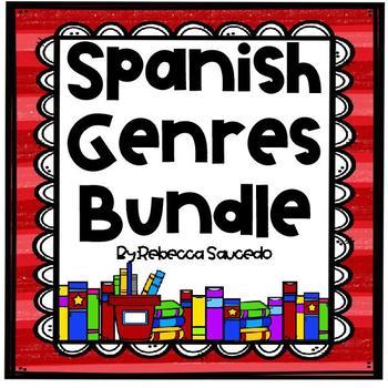 Spanish Genres (Growing Bundle)