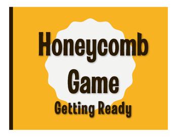 Spanish Getting Ready Honeycomb