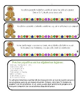 Spanish Gingerbread Man School Tour