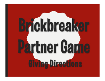 Spanish Giving Directions Brickbreaker Game