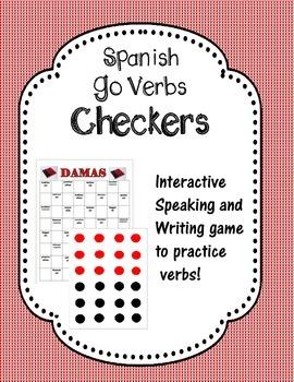 Spanish Go Verbs Checkers