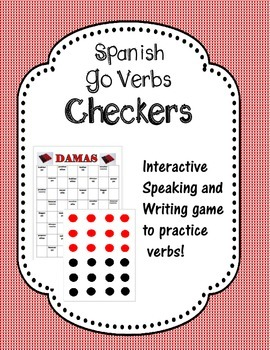 Spanish Go Verbs Checkers