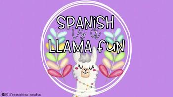 Spanish Goodbye Song