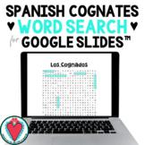 Spanish Cognates - Spanish Games for Google Classroom - Di